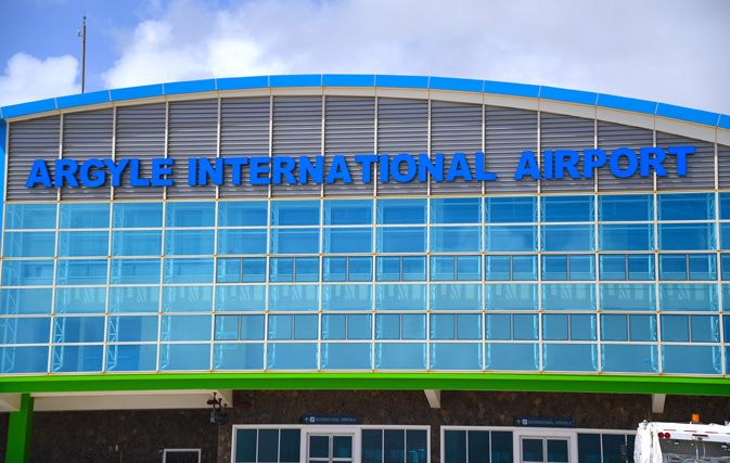 Feb. 14 designated as opening day of SVG's long-awaited airport