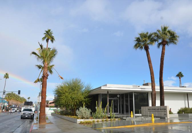 The Palm Springs Art Museum