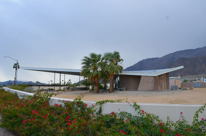always flocked to palm springs and now air canada passengers can