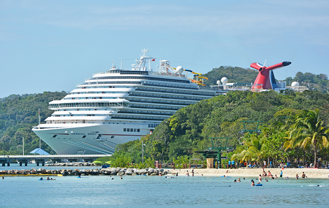 Groups And Agents Win Big With Carnival Cruise Lines FUNomenal - How big is a carnival cruise ship