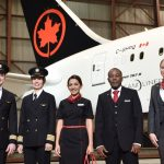 New look for Air Canada planes, and new onboard wines, dining for passengers