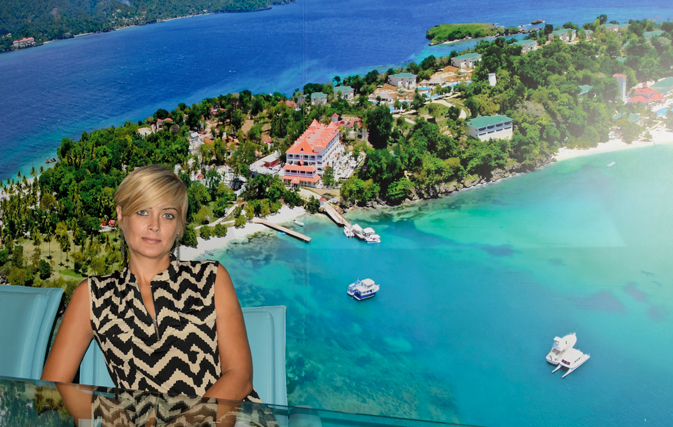 Lluisa Salord, SVP Global Sales, Contracting and Distribution, Bahia Principe