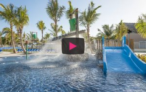 Splash into some rip-roaring fun at Memories Splash Punta Cana
