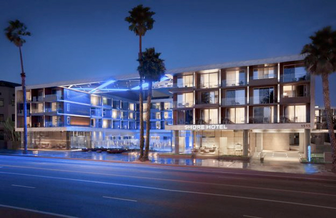 Santa Monica Hotel Offers Free Room Upgrade To Those Who