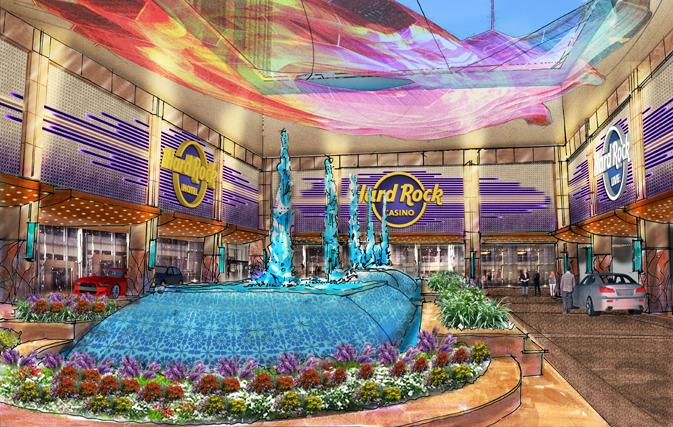 Hard Rock To Revamp Taj Mahal Casino For Summer 2018 Opening Travelweek
