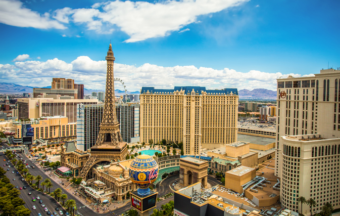 Book a Vegas package for a chance to win a free trip