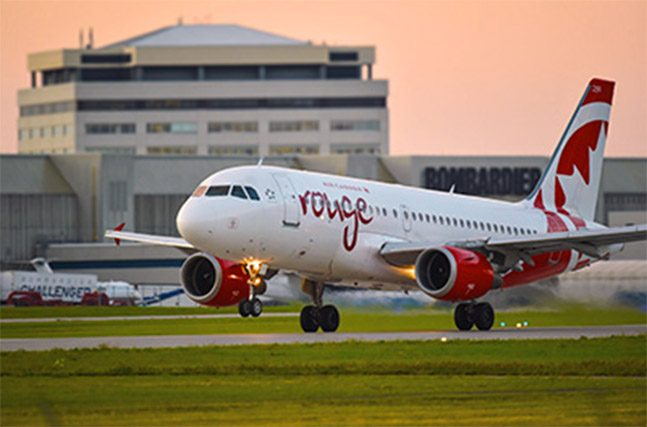 High-speed Internet coming to Air Canada Rouge