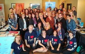 TPI 2016 Summit advisor attendees in Edmonton, Alberta