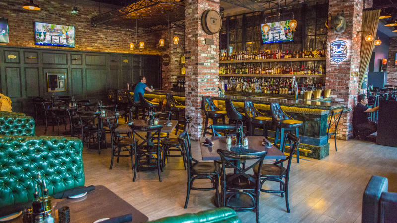 The Blind Pig – Provisions & Lounge