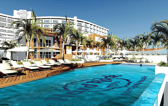 Hard Rock Coming To Daytona Beach With Brand New Hotel