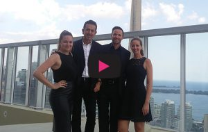 See a 360-degree sneak peek of Toronto's latest luxury hotel