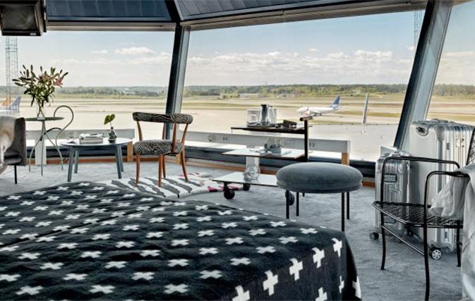 Stockholm's Arlanda Airport