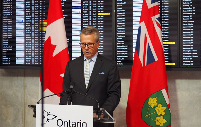 Ontario govt. puts consumer-pay model on the table for Compensation Fund