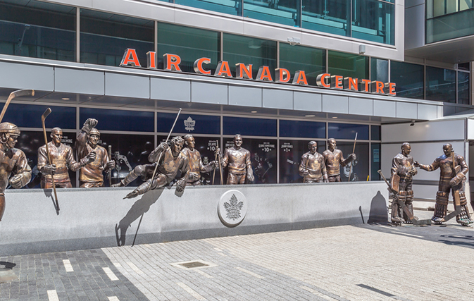 31c8eb8f890 Air Canada Centre no more  home of Maple Leafs and Raptors is getting a new  name