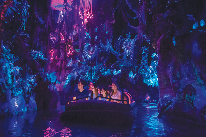 Na'vi River Journey at Pandora – The World of Avatar