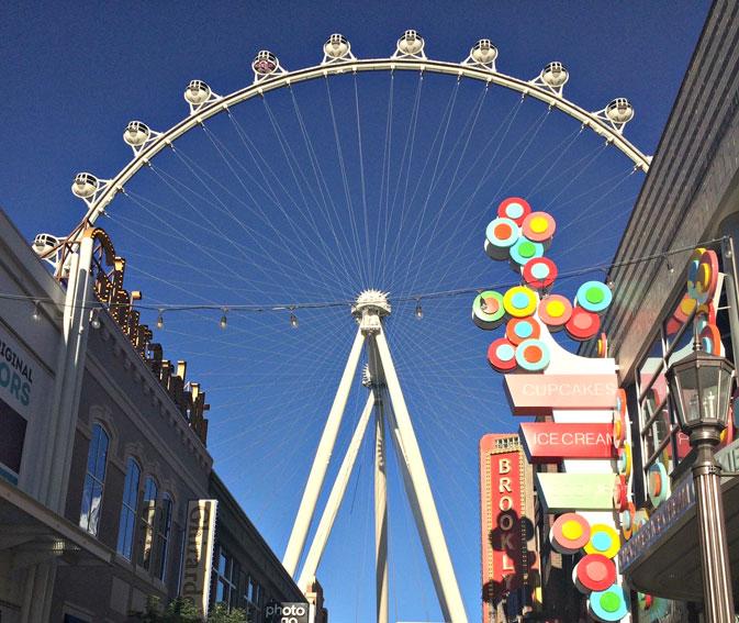 LINQ Las Vegas