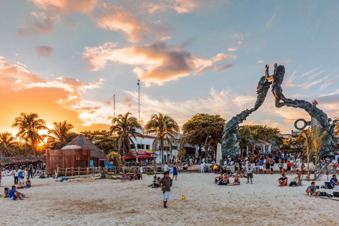 Playa Del Carmen Is Getting A 840 Million Theme Park