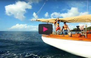 Fun on the water in Saint Lucia