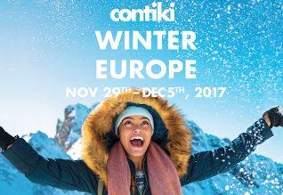 Contiki to Host Agents in a European Winter Wonderland