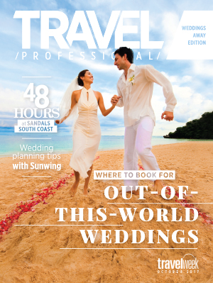 Weddings Away Fall 2017
