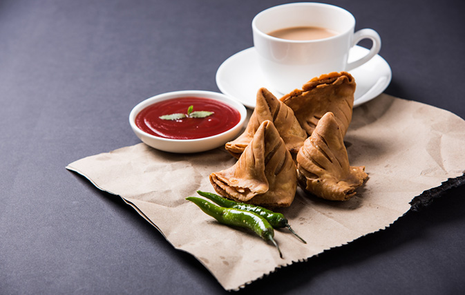Chit-chat chai & samosa party