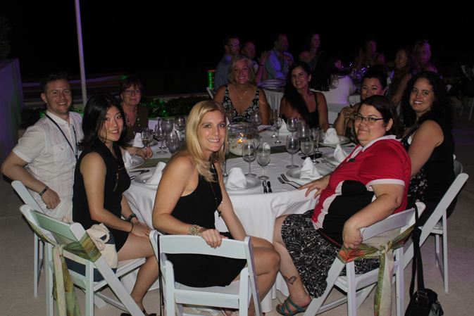 Cancun and Playa del Carmen Regional Advisors with WestJet's Jane Clementino