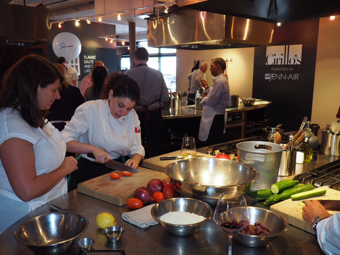 In the kitchen with Transat as it launches its 2018 Europe program