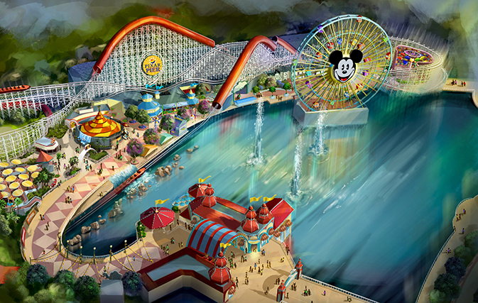 Pixar-themed land to debut at Disney California Adventure Park next summer