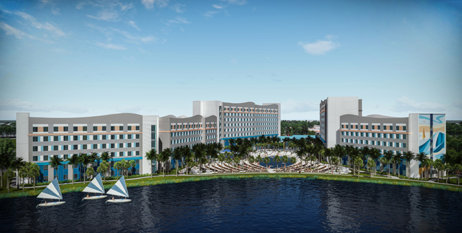 Universal Orlando Building Two More Hotels