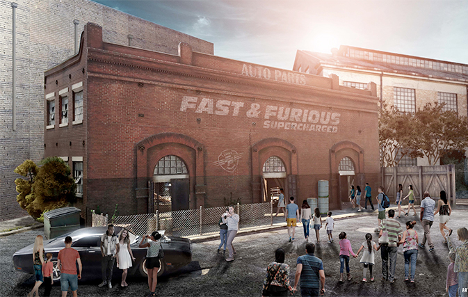 Universal Orlando has first behind-the-scenes look at 'Fast & Furious – Supercharged'