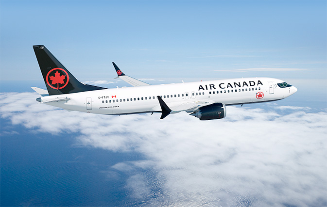 Air Travel To Vancouver Island