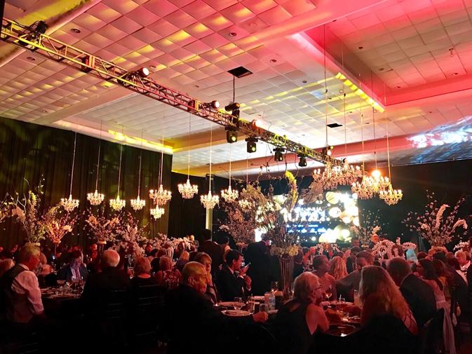 Karisma's Gourmet Inclusive Vacation Consultant Awards (GIVC) gala at the El Dorado Royale Hotel, Cancun