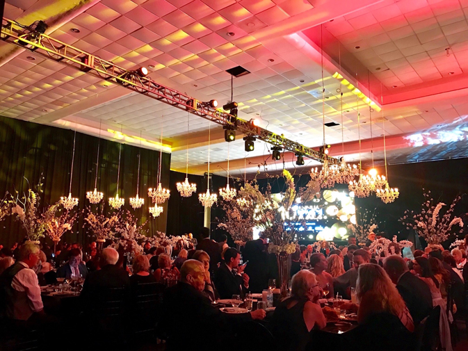 Karisma's Gourmet Inclusive Vacation Consultant Awards (GIVC) gala at the El Dorado Royale Hotel, Cancun