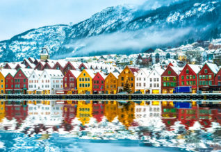 Norway cruise with new GLP Worldwide fam in May 2018