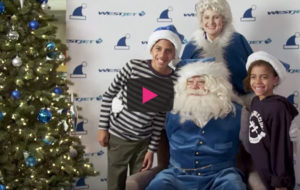WestJet enlists Boys and Girls Club kids to help pull off Christmas miracles