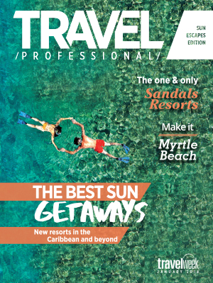 Travel Professional Sun Escapes 2018