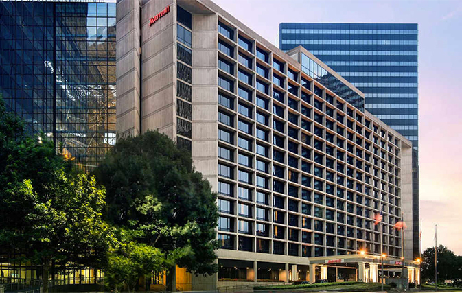 With space and style, Dallas Marriott's City Centre is the perfect for business and pleasure