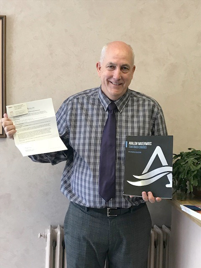 Barrie-based agent named first winner of Avalon's Year of SUITENESS contest