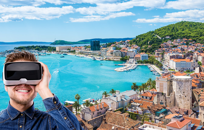 Intrepid Group stays ahead of the curve with Morocco and Croatia virtual reality experiences