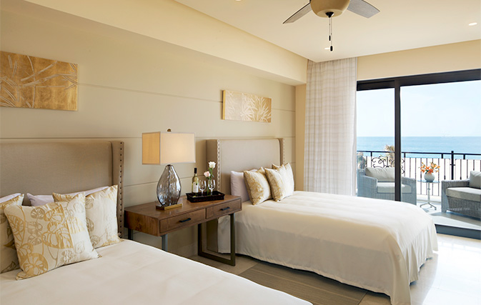 Here's a look at the newly opened Grand Solmar at Rancho San Lucas