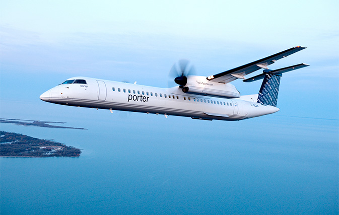 Porter Airlines fares in Sabre