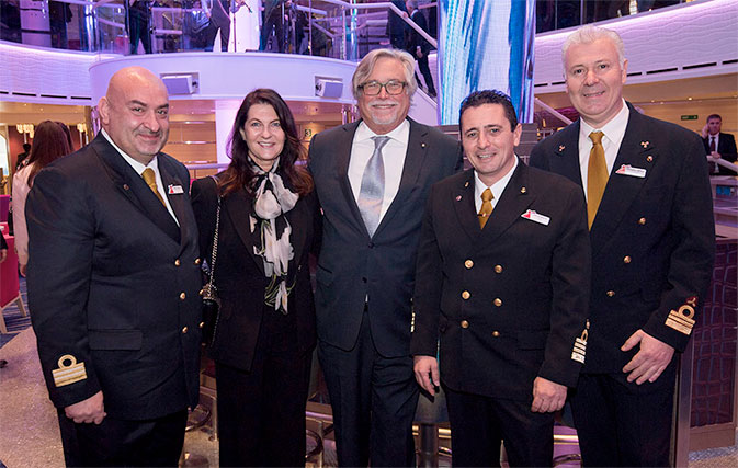 Carnival Horizon gets ready for inaugural voyage from Barcelona April 2