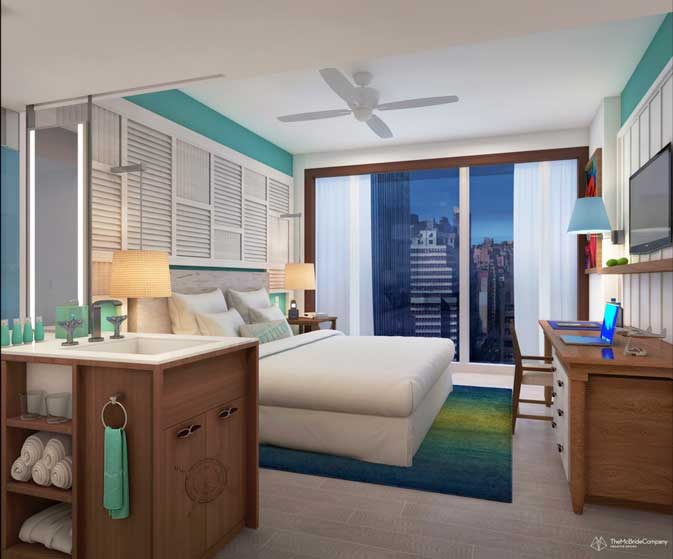 Coming in 2020: Margaritaville in New York City