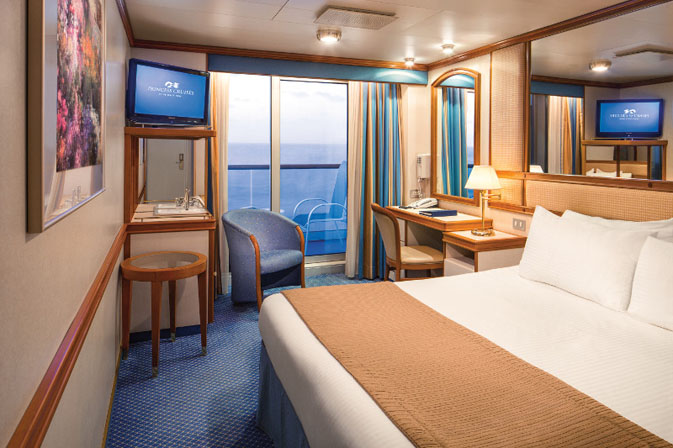 Caribbean Princess Room