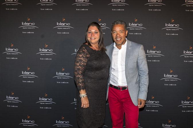 Kathy Halpern, Vice President of Global Marketing & Sales and Jorge Vivas, Vice President of Sales Tour & Travel USA
