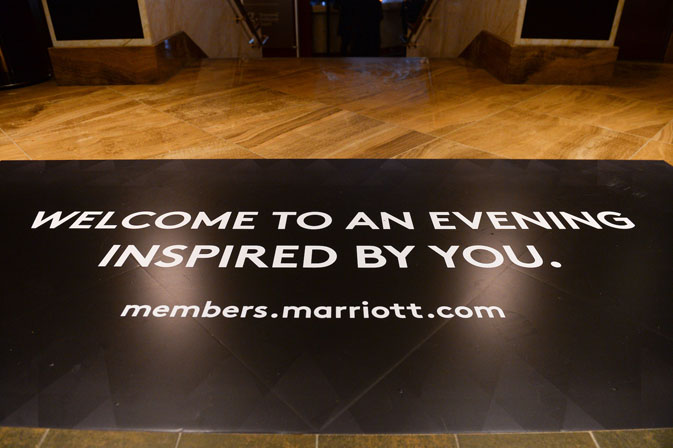 Marriott International's unified loyalty programs