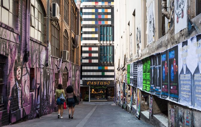 See Melbourne's street art scene with new Air Canada flights