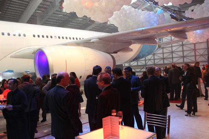 Transat marks 30 years since its first Toronto-London flight