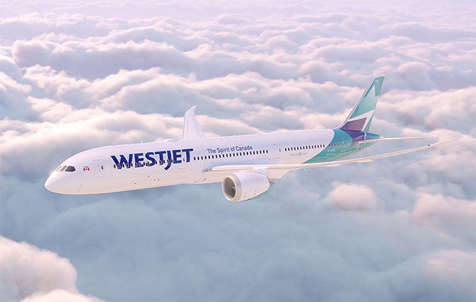 Westjet reveals new business class