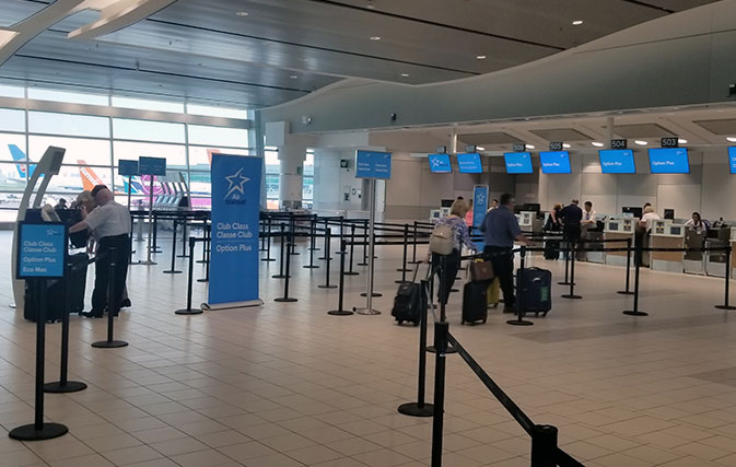 New Check In Location At Pearson Airport For Air Transat Travelweek